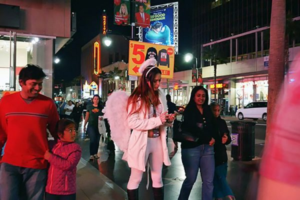 Hollywood blvd Le prix d'un ange