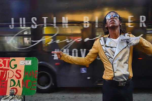 Hollywood Blvd Michael Jackson