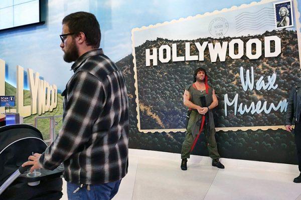 hollywood blvd Homme copie